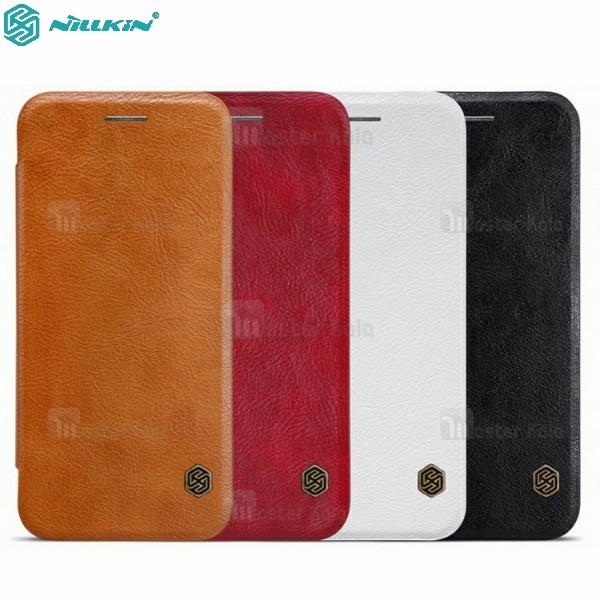 کیف چرمی نیلکین گوگل Google Pixel XL Nillkin Qin