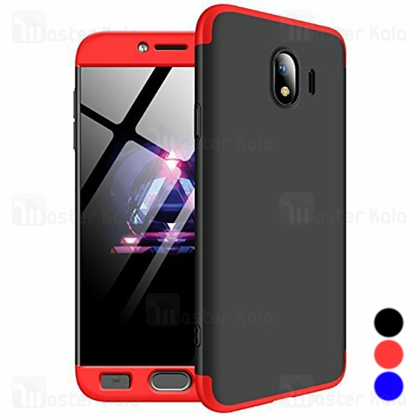قاب 360 درجه GKK سامسونگ Samsung Galaxy J4 2018 GKK 360 Full Case