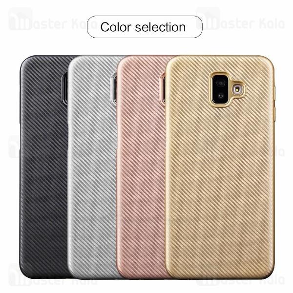 قاب ژله ای فیبر کربنی Haimen سامسونگ Samsung Galaxy J6 Plus 2018