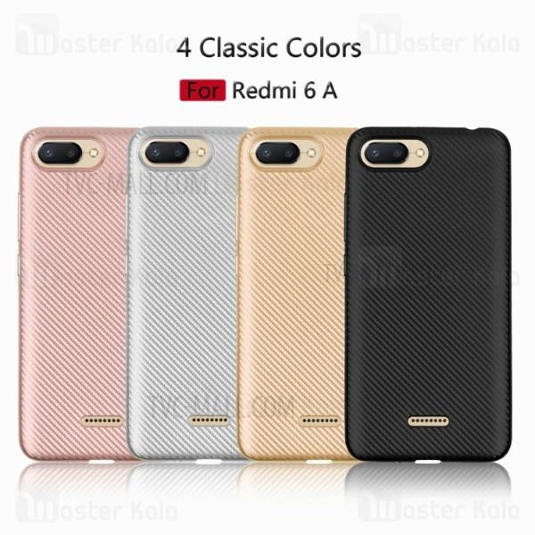 قاب ژله ای فیبر کربنی Haimen شیائومی Xiaomi Redmi 6A