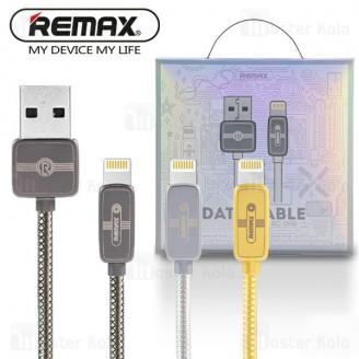کابل لایتنینگ ریمکس Remax RC-098i Regor Data Cable با توان 2.1 آمپر
