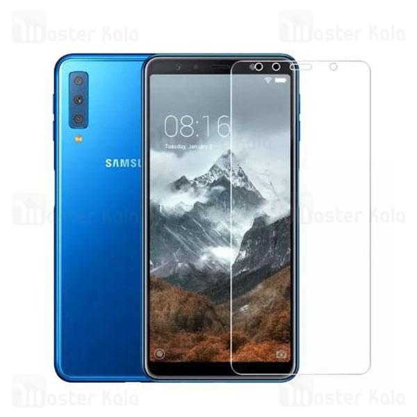 محافظ نانو تمام صفحه سامسونگ Samsung Galaxy A7 2018 / A750