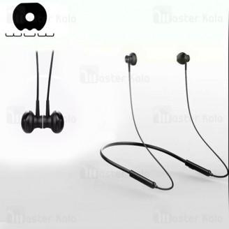 هندزفری بلوتوث گردنی مگنتی wuw R40 Sports Magnetic Headset