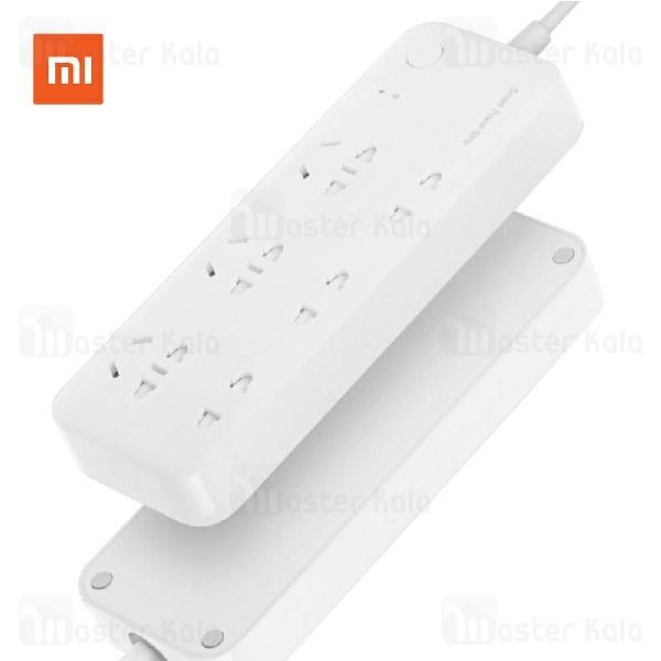 شش راهی برق وای فای شیائومی Xiaomi ZNCXB01ZM Power Strip with WiFi