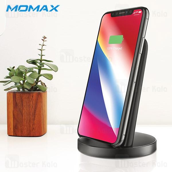شارژر وایرلس مومکس Momax Q.Dock 2 UD5D Wireless Charger توان 10 وات