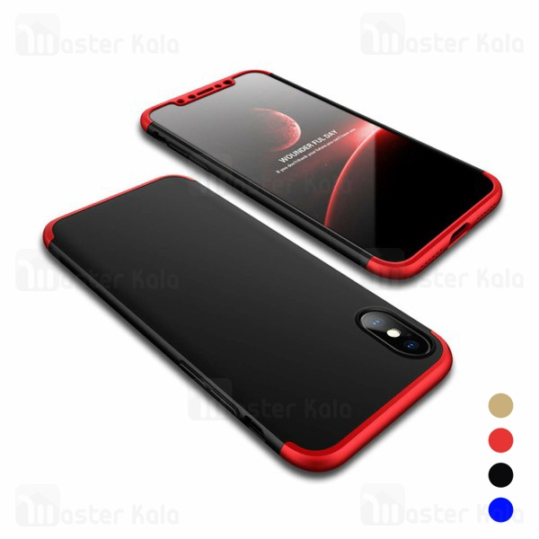 قاب 360 درجه GKK آیفون Apple iPhone XR GKK 360 Full Case