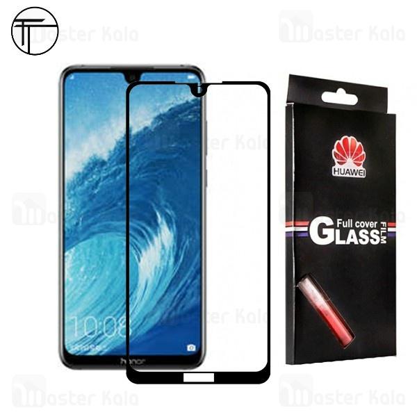 محافظ صفحه شیشه ای تمام صفحه تمام چسب TT برای Huawei Honor 8X Max