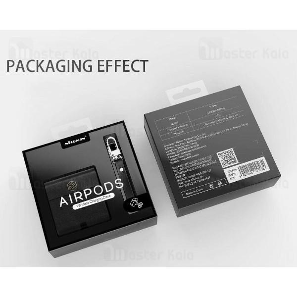 کیف شارژ وایرلس ایرپاد نیلکین Nillkin AirPods Wireless Charging Case