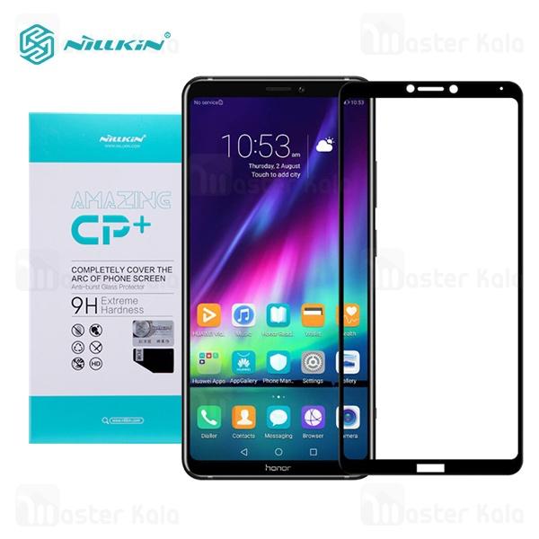 محافظ صفحه شیشه ای تمام صفحه نیلکین هواوی Huawei Honor Note 10 Nillkin CP+ Glass
