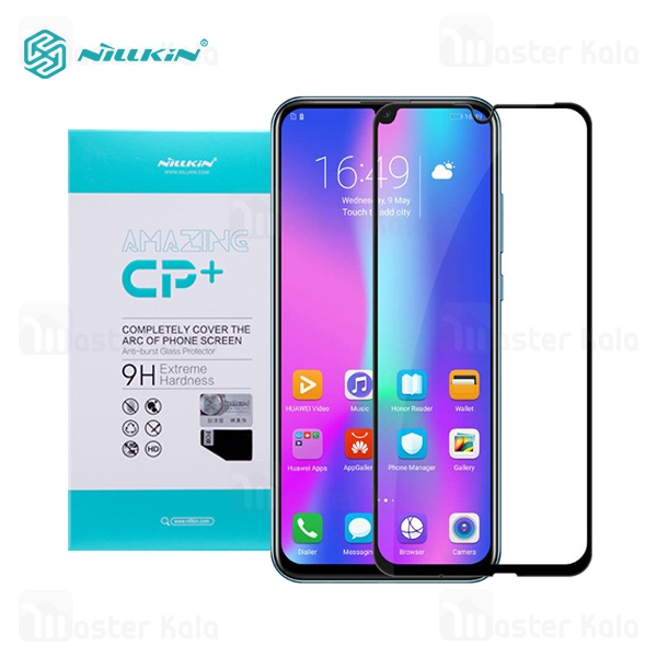 محافظ صفحه شیشه ای تمام صفحه نیلکین Honor 10 Lite/P Smart 2019/Honor 20i/Honor 10i Nillkin CP+ Glass