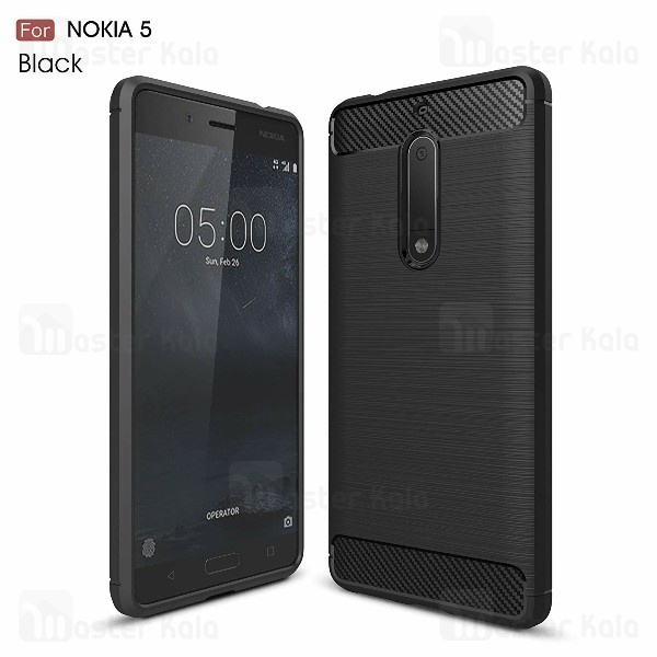 قاب فیبر کربنی Rugged Armor نوکیا Nokia 5