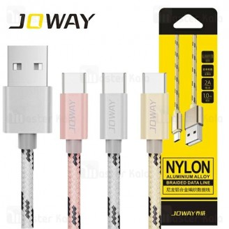 کابل Type Cجووی Joway TC05 Type C Data Cable توان 2 آمپر