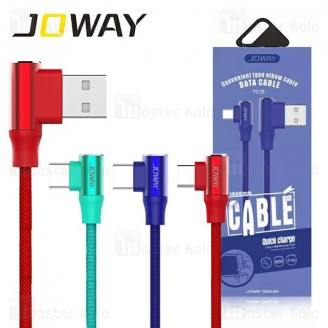 کابل Type C جووی Joway TC15 Type C Data And Charge Cable توان 2 آمپر