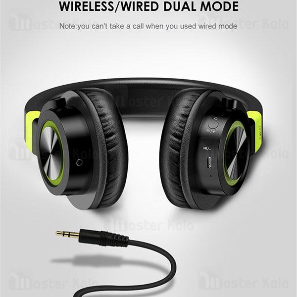 هدفون بلوتوث میفو Mifo F2 Bluetooth Headphone توانایی 50 ساعت پخش موسیقی