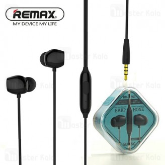 هندزفری سیمی ریمکس Remax RM-550 Wired Earphone