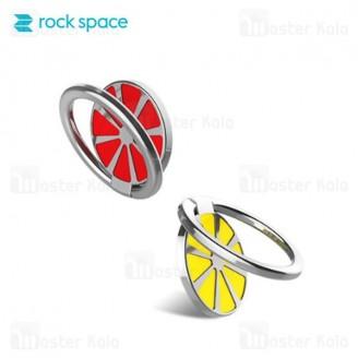 حلقه نگهدارنده موبایل راک اسپیس Rock Space Ring Holder Metal RPH0834