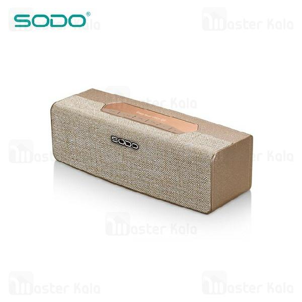 اسپیکر بلوتوث سودو SODO L2 Life Portable Wireless Speaker