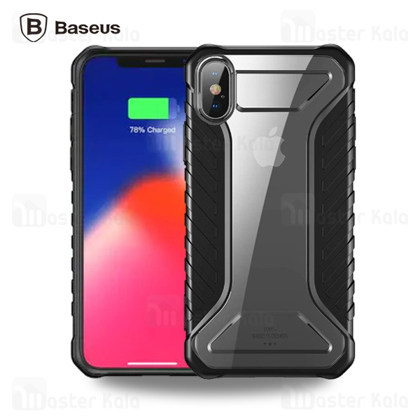 قاب بیسوس آیفون iPhone XS Max Baseus Michelin Case WIAPIPH65-MK01