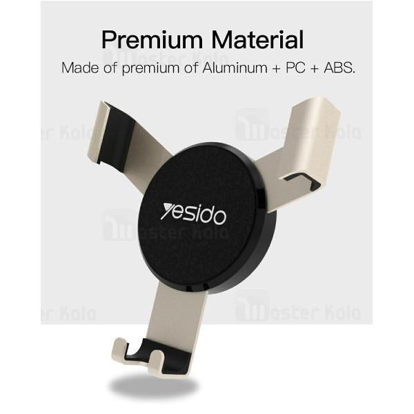 پایه نگهدارنده مبایل دریچه ای یسیدو Yesido C30 Car Holder
