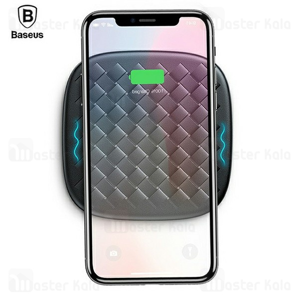 شارژر وایرلس 10 وات بیسوس Baseus BV Fashion Classic Wireless Charging