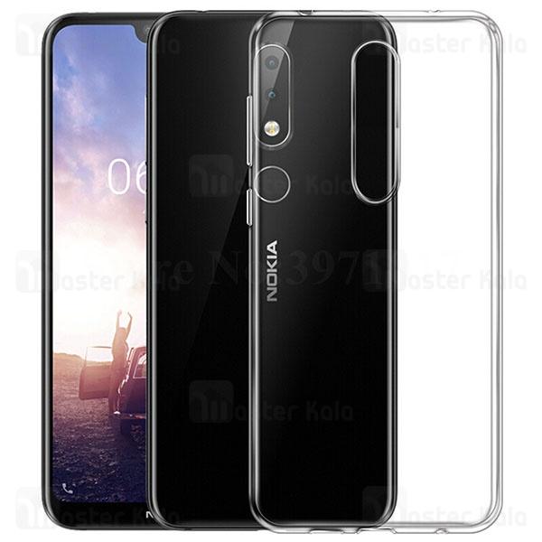 قاب ژله ای نوکیا Nokia 6.1 Plus / X6