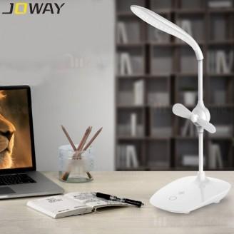 چراغ مطالعه همراه فن دار جووی Joway LED04 Elf Fan Eye