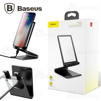پایه نگهدارنده بیسوس Baseus suspension glass desktop bracket SUGENT-XF01