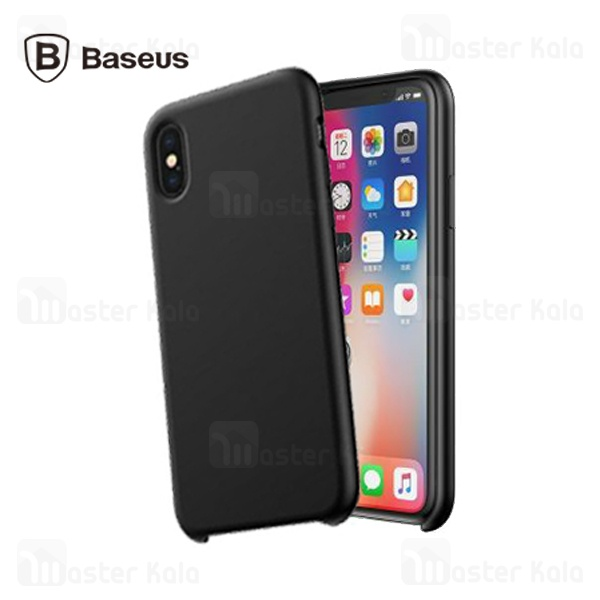 قاب سیلیکونی بیسوس آیفون Apple iPhone X / XS Baseus Original LSR Case