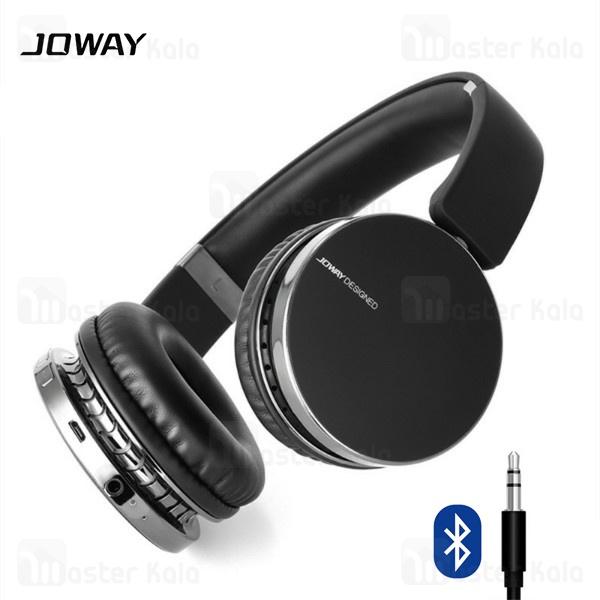 هدفون بلوتوث جووی Joway TD02 Stereo Bluetooth Headphone