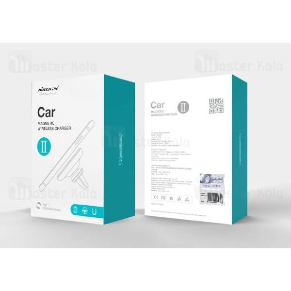 هولدر و شارژر وایرلس نیلکین NILLKIN MC016 Car Magnetic II دریچه کولری