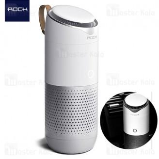 دستگاه تصفیه هوای خودرو راک ROCK ROT0794 Air Purifier