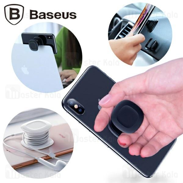پایه نگهدارنده و هولدر انگشتی بیسوس Baseus Interesting Airbag Support