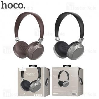 هدفون بلوتوث هوکو HOCO W13 Fanmusic Wireless Headset