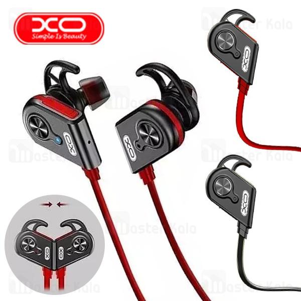 هندزفری بلوتوث ایکس او XO BS7 Bluetooth Earphone گردنی و مگنتی