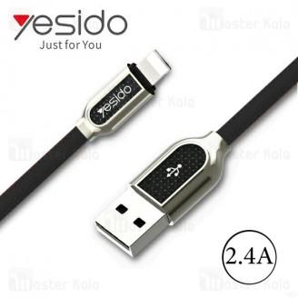 کابل لایتنینگ یسیدو Yesido CA-15 do durable توان 2.4 آمپر