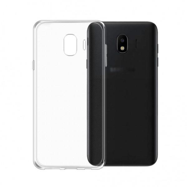 قاب ژله ای بلکین Samsung Galaxy J4 2018 / J400 پشت کریستالی
