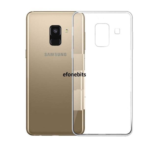 قاب ژله ای بلکین Samsung Galaxy J6 2018 / J600 پشت کریستالی