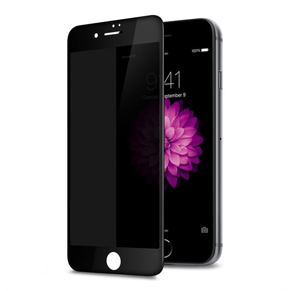 گلس حریم شخصی تمام صفحه و تمام چسب بوف Apple iPhone 7 Privacy