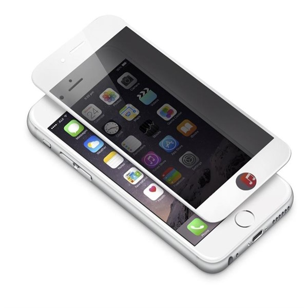 گلس حریم شخصی تمام صفحه و تمام چسب بوف Apple iPhone 8 Plus Privacy