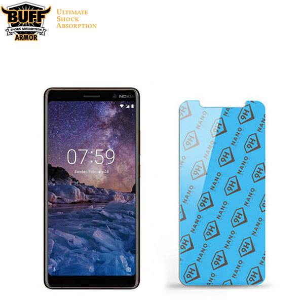 محافظ صفحه نمایش نانو پرو مارک بوف مناسب Nokia 7 Plus