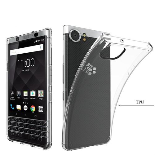 قاب ژله ای بلک بری BlackBerry Keyone Dtek70/Mercury