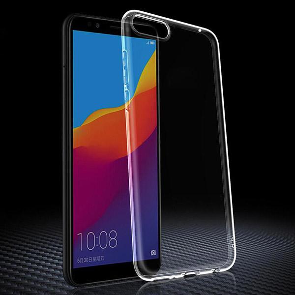قاب ژله ای بلکین Huawei Y5 2018 / Y5 Prime 2018 پشت کریستالی