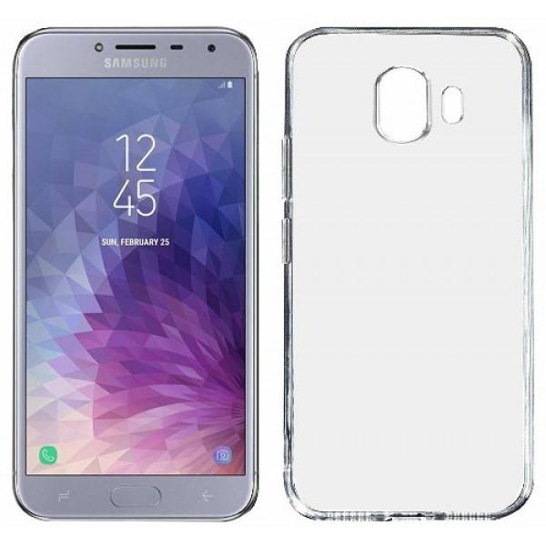 قاب ژله ای نرم و منعطف سامسونگ Samsung Galaxy J4 2018 / J400
