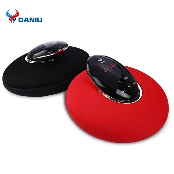 اسپیکر بلوتوث رو میزی Daniu DS-7610 Bluetooth Speaker