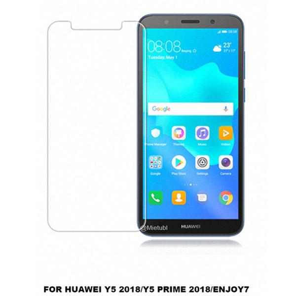 محافظ صفحه نمایش شیشه ای Huawei Y5 2018 / Y5 Prime 2018