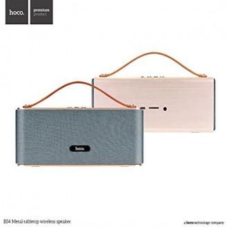 اسپیکر بلوتوث رومیزی هوکو Hoco BS4 Metal Desktop Wireless Speaker