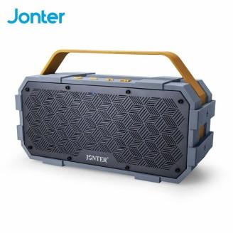 اسپیکر بلوتوث ضد آب IPX5 قابل حمل Jonter M90 Bluetooth Speaker رم خور