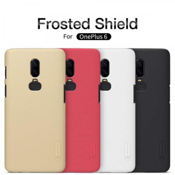 قاب محافظ نیلکین وان پلاس OnePlus 6 Nillkin Frosted Shield