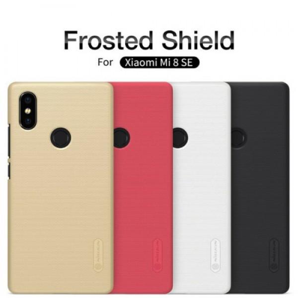 کاور محافظ نیلکین Frosted Shield مناسب Xiaomi Mi 8 SE / Mi8 SE