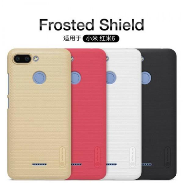 کاور محافظ نیلکین Frosted Shield مناسب Xiaomi Redmi 6